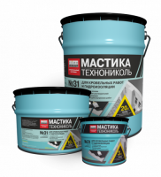 Technonicol roofing and waterproofing emulsion mastic #31