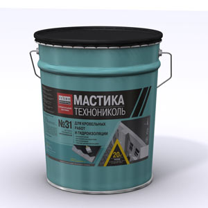 Mastics and Sealants - TECHNONICOL