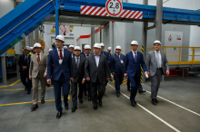 TechnoNICOL completed the construction of stone wool plant in Rostov region