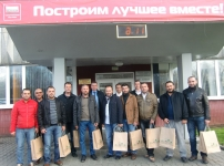 Visit of trading partners from Turkey