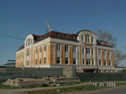 Административное здание ООО Бако - TECHNONICOL
