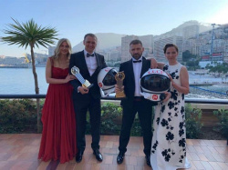 "TECHNONICOL presented Russian business at the ""Entrepreneur of the Year"" competition in Monaco"