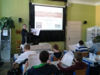 Workshop for young roofers in the Czech Republic