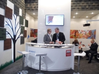 Russian construction materials at the international exhibition BAU