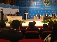 Top managers of TechnoNICOL and the head of Karaganda region of Kazakhstan signed a Memorandum of Cooperation