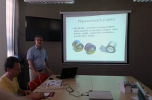 Seminar for the specialists of construction area from the Czech Republic
